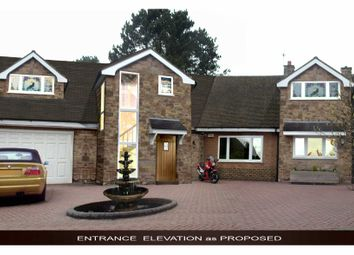 Thumbnail 3 bed detached house for sale in Bramcote Drive, Nottingham