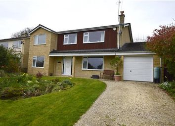 Thumbnail 4 bed detached house for sale in The Headlands, North Woodchester, Gloucestershire
