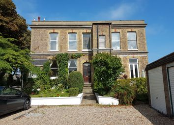 Thumbnail 2 bed flat to rent in Alexander Road, Whitstable