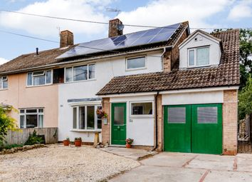Thumbnail 5 bed semi-detached house for sale in Merton Road, Bicester, Oxfordshire