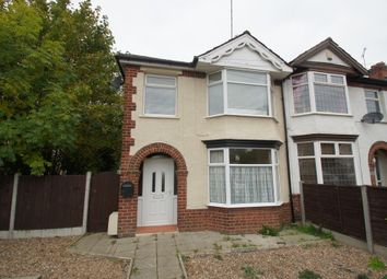 Thumbnail 3 bed end terrace house to rent in Westcotes, Tile Hill, Coventry