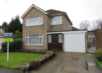 Thumbnail 3 bed property to rent in Sherwood Close, Stamford