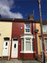 Thumbnail 2 bedroom terraced house for sale in Plumer Street, Wavertree, Liverpool, Merseyside