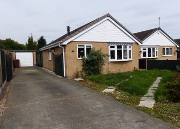 Thumbnail 2 bed detached bungalow for sale in Aldergrove Crescent, Lincoln