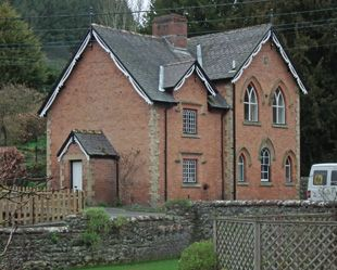 Thumbnail 3 bed detached house to rent in Cross Cottage Abbeycwmhir, Llandrindod Wells, Powys, Llandrindod Wells, Powys