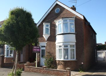 Thumbnail 3 bed detached house for sale in Kings Avenue, Chichester