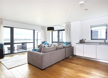 Thumbnail 2 bed flat for sale in Longitude House, 10 Prime Meridian Walk, London