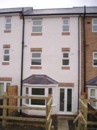 Thumbnail 4 bed terraced house to rent in Overbecks Close, Rugby