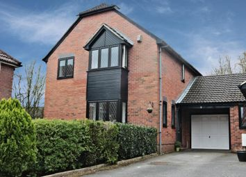 Thumbnail 4 bedroom link-detached house for sale in Beddington Court, Lychpit, Basingstoke