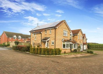 Thumbnail 3 bed detached house for sale in Chestnut Way, Morpeth, Northumberland