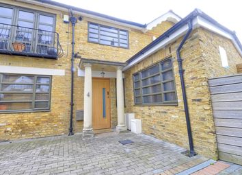 Thumbnail 2 bed end terrace house for sale in Meadowcourt Road, London