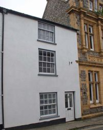 Thumbnail 4 bed terraced house for sale in Fore Street, Moretonhampstead