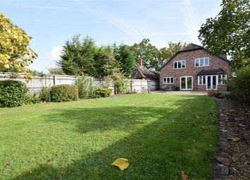 Thumbnail 4 bedroom detached house for sale in Spencers Wood, Reading