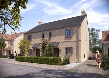 Thumbnail 2 bed semi-detached house for sale in The Birdlings, Bennell Farm, Comberton, Cambridge
