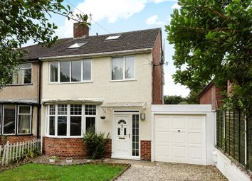 Thumbnail 5 bed semi-detached house to rent in Stanley Close, Oxford
