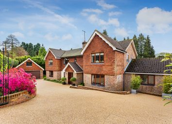 Thumbnail 5 bed detached house for sale in Uvedale Road, Limpsfield, Oxted