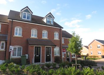 Thumbnail 3 bed property to rent in Lancaster Way, Whitnash, Leamington Spa