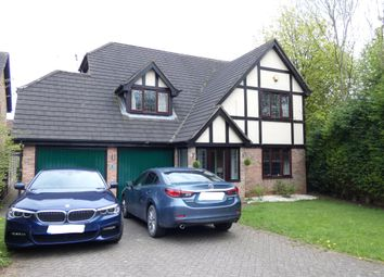 Thumbnail 4 bed detached house for sale in Whetstone Close, Nuthall, Nottingham NG16, Nottingham,