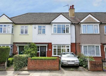 Thumbnail 4 bed terraced house for sale in Wendell Road, Shepherds Bush, London