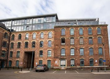 Thumbnail 2 bed flat for sale in Block 1 Hicking Building, Queen Street, Nottingham