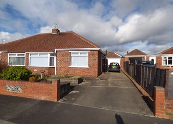 Thumbnail 3 bedroom bungalow for sale in Shannon Crescent, Stockton-On-Tees