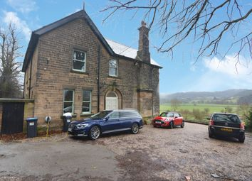 Thumbnail 7 bed detached house for sale in Holmefield, Dale Road North, Matlock, Derbyshire