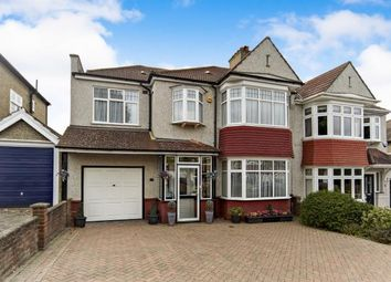Thumbnail 5 bedroom semi-detached house for sale in Barnfield Avenue, Shirley, Croydon, Surrey