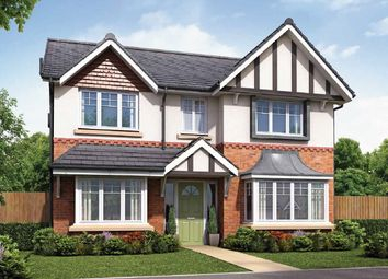 Thumbnail 4 bedroom detached house for sale in The Bayswater, Roseacre Gardens, Rufford, Lancashire