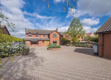 Thumbnail 4 bed detached house for sale in Grays Close, Hadleigh