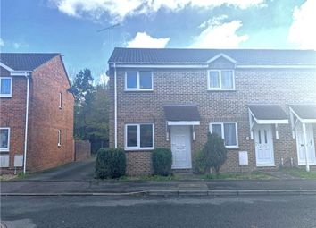 Thumbnail 1 bedroom end terrace house to rent in Buckingham Way, Dorchester, Dorset