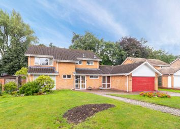 4 bed detached house for sale in Welcombe Grove, Solihull B91