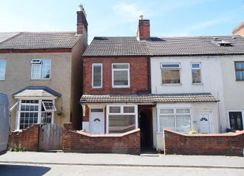 Thumbnail 3 bed end terrace house for sale in Kirkhill, Shepshed, Leicesrershire
