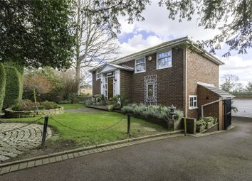 Thumbnail 4 bed detached house for sale in Fitzgeorge Avenue, New Malden