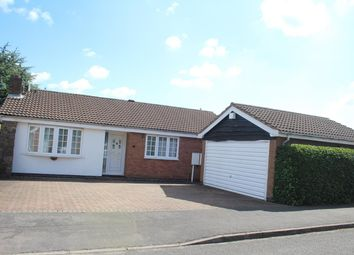 Thumbnail 3 bed detached bungalow for sale in Holly Close, Burbage, Hinckley