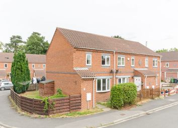 Thumbnail 2 bed terraced house for sale in The Conifers, Elvington, York