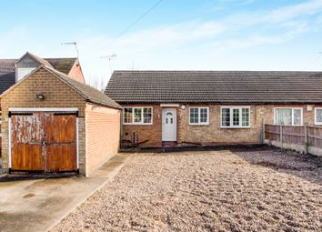 Thumbnail 3 bed semi-detached bungalow for sale in Long Lane, Carlton-In-Lindrick, Worksop