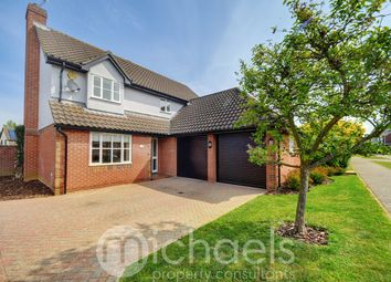 4 bed detached house for sale in Foundry Lane, Copford, Colchester CO6