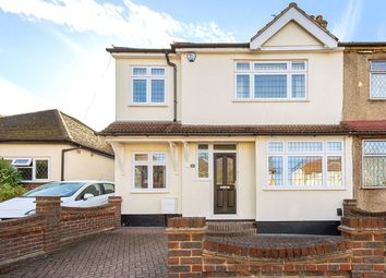 Thumbnail Semi-detached house for sale in Bruce Avenue, Hornchurch