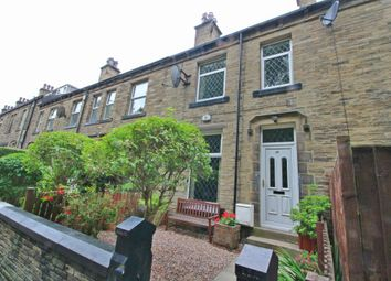 Thumbnail 4 bed terraced house for sale in Glebe Street, Huddersfield