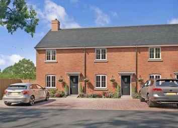 Thumbnail 2 bed terraced house for sale in Robin Road, Finberry, Ashford, Kent