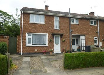Thumbnail 3 bed end terrace house for sale in Chaloners Road, Dringhouses, York