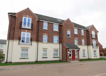 Thumbnail 2 bed flat to rent in Braunton Cresccent, Mapperley, Nottingham