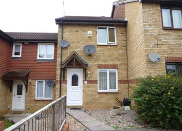 Thumbnail 2 bed end terrace house for sale in Coverdale, Luton