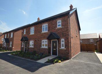 Thumbnail 3 bed semi-detached house to rent in Sunflower Drive, Edwalton, Nottingham