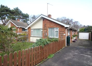 Thumbnail 2 bed detached bungalow for sale in Cedar Close, Upton, Poole