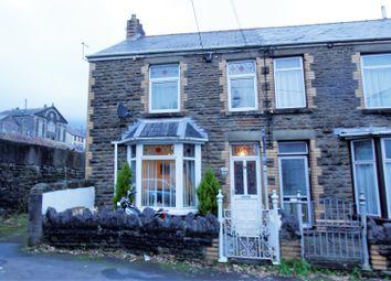 Thumbnail 3 bed end terrace house for sale in Ty R Owen Terrace, Cwmavon