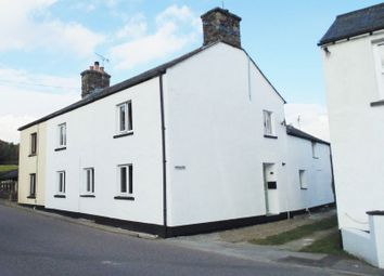 Thumbnail 4 bed semi-detached house for sale in Fore Street, Bridestowe, Okehampton