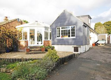 Thumbnail 3 bed bungalow for sale in Ringwood Road, Bransgore, Christchurch, Dorset