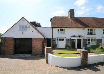 Thumbnail 4 bed semi-detached house for sale in Poplar Road, Wittersham, Tenterden