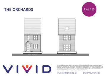 Thumbnail 3 bed terraced house for sale in Hayloft Close, Aldershot
